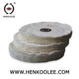 ステンレス鋼および金属表面の航空路のフォールドの布の磨く車輪