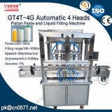 Inserimento del pistone e macchina di rifornimento automatici del liquido per olio (GT4T-4G)