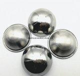 100мм наполовину из полированной нержавеющей стали зеркала заднего вида мяч, Полушарие 1 мм толщина 1,5 мм