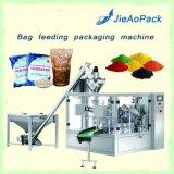 Saco de múltiplos máquina de embalagem de Alimentação para fabricação de embalagens de leite em pó