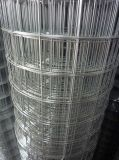 Rete metallica saldata galvanizzata per costruzione