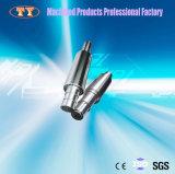 Heißer Verkäufer-schmiedete Steppergetriebe-Peilung-Welle-Präzision Wechselstrommotor-Antriebsachse