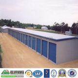 Estructura de acero Modular rápido de la construcción de almacén