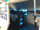 máquina de dobra versátil sem eixos da mola do CNC de 8mm