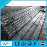 Tubos galvanizados St37 del andamio de los materiales de construcción