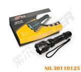 350 linterna recargable ligera brillante de la antorcha 3.7V de Luments LED