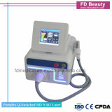 Q-switched Nd YAG LASER 1064532nm nm 1320nm Laser Tattoo dépose