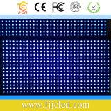 P10 singola illuminazione esterna del segno di informazioni di pubblicità dell'azzurro LED
