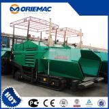 XCMG 12m de largura de pavimentação asfáltica Pavimentadora de concreto rp1253