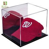 Étalage acrylique de chapeau de casquette de baseball de vente chaude de qualité
