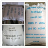 Landwirtschaft Ferilizer N 21% granuliertes Ammonium-Sulfat