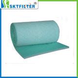 Filtro del suelo de Skt con el rodillo de los media de la fibra de vidrio para la parada de la pintura