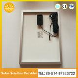 12V10ah FMのラジオが付いている太陽ホーム太陽照明装置