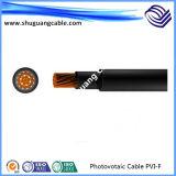 6kv/XLPE a isolé le câble d'alimentation engainé par PVC blindé en acier
