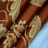 Preiswertes Polyester geprägtes Stromausfall-Möbel-Sofa-Vorhang-Ausgangstextilpolsterung-Gewebe