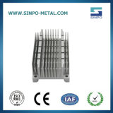 Dissipador de calor em alumínio Profucts personalizada