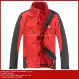 3 em 1 de Inverno de vento Windbreaker casacos com seu próprio logotipo Imprimir (J236)
