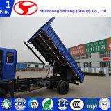 중국 판매 또는 소형 트럭 4X4/Mini 유압 쓰레기꾼 또는 화물 자동차 기중기 또는 화물 자동차 트럭 가격 화물 자동차 트럭 가격 또는 조명 기구 또는 왼손 드라이브를 위한 가벼운 덤프 트럭