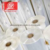 Película de estiramiento del molde LLDPE del claro de la venta al por mayor del precio de fábrica