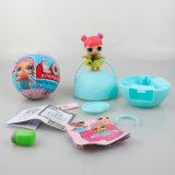 в серии 2 куклы сярприза сестер Lil игрушек готового корабля руки уникально для подарков рождества малышей