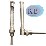 Termometro della barra di metallo