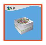 Boîte d'emballage blanc pour les cosmétiques