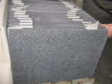 Il granito grigio poco costoso copre di tegoli /Slabs G603 dalla cava della Cina
