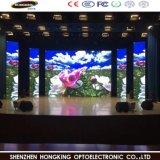 L'intérieur P2.5 HD P3 P4 plein écran LED de couleur pour l'écran du panneau affichage LED
