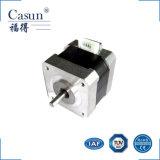 NEMA 17 de Casun 42 fase do milímetro 2 ruído elevado de um torque de 1.8 graus fabricante híbrido customizável mini Stepmotor do motor deslizante do baixo