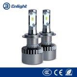 자동차 부속 차 LED 헤드라이트 전구 램프 H7 LED 빠른 밝은 4800lm H7 LED 헤드라이트 자동 빛 자동차 램프