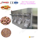 Máquina grande comercial de la asación del cacahuete de la capacidad para la venta