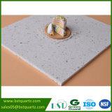 Quadro de tecto Sparkle Pedra de quartzo branca para andar