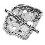 Автоматическая цепная заливка формы алюминия крышки