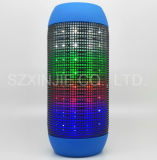 2017 FM 라디오를 가진 소형 무선 입체 음향 Bluetooth 스피커 LED 가벼운 스피커