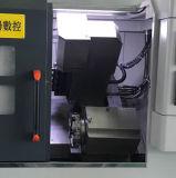 중국 3 측 복잡한 자동적인 저가 작은 높은 정밀도 CNC 선반