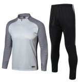 Formação de qualidade superior Whloesale Futebol Clube de Treino Jacket para homens