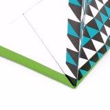 Impressão completa com alças Cheap Custom Design Paper Advertising Bag