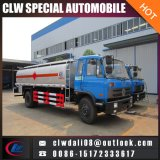 4*2化学液体燃料配達タンクトラックガソリンディーゼル交通機関のトラック