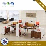 Tableau moderne à extrémité élevé de bureau de meubles de bureau (HX-UN048)