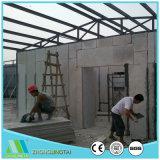 Painel de parede do sanduíche do EPS concreta/aço da construção para o distribuidor
