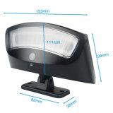Regelbare Hoek Zonne Lichte 800lm Lamp van de Veiligheid van de Tuin van de Muur van de 36 Sensor van de leiden- Motie de Lichte Waterdichte met 4 Wijzen