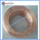 Transparent le fil électrique câble 2core