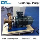 Pompa centrifuga criogenica dell'argon dell'azoto dell'ossigeno liquido