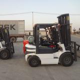 3000kg empilhadeira de Combustível Duplo