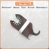 Lámina de corte Multi-Máxima oscilante del cuchillo del gancho de leva del Multi-Cuchillo de los Ss