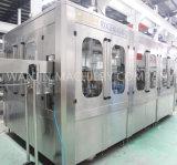 Volledige Automatische Het Vullen van de Was van het Vruchtesap Bottelende het Afdekken Machine