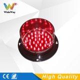 Customized 4 polegadas módulo LED verde âmbar vermelho semáforo