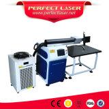 Sistema de solda do laser da elevada precisão micro