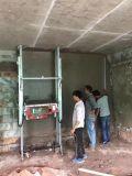 Máquina Marca de fábrica-Automática de la representación del yeso de la pared del cemento y del mortero de Tupo