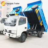 Dongfeng 5 тонн Small Mini лампа Dumper Самосвал самосвального кузова